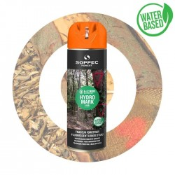 HYDRO MARK FLUO water based tree marking paint