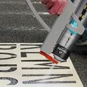 Tillbehör för markering på marken