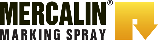 Mercalin marking spray products