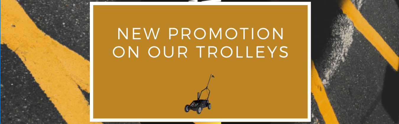 Black trolleys banner