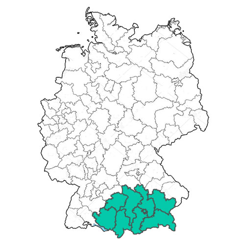 Zone South Germany
