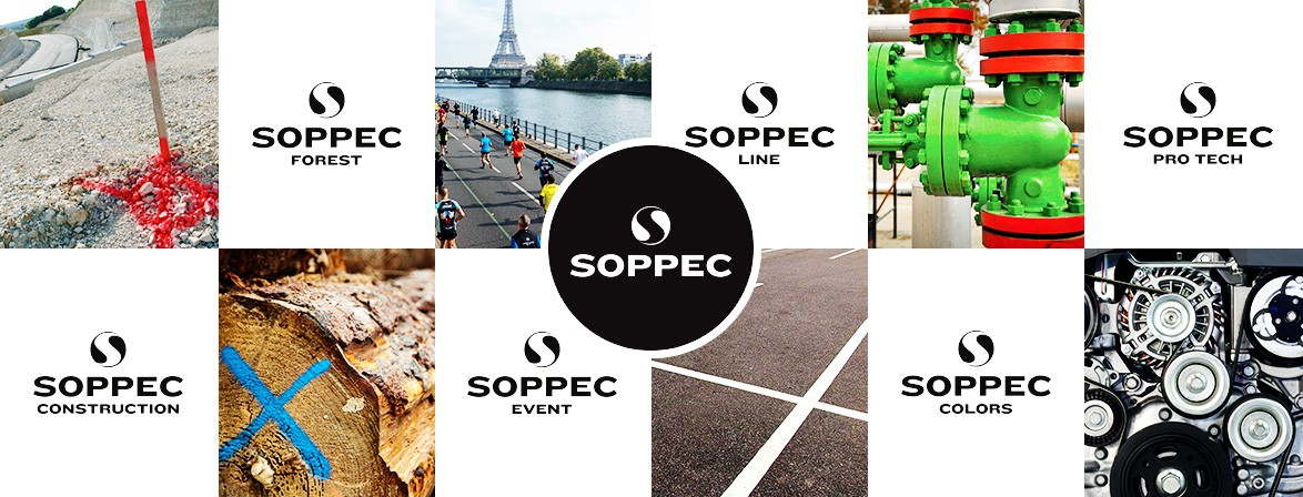 SOPPEC MARKING PAINTS
